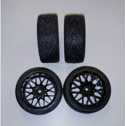 On-Road Wheel Set