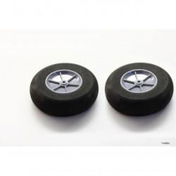 Leichträder 90mm Durchmesser