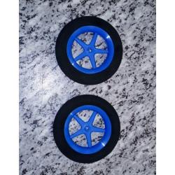 Ultraleichtrad 63mm Blau