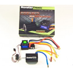 Booster Brushless-Set 1/10
