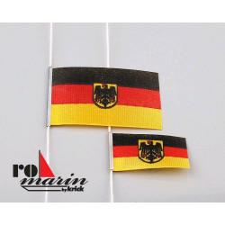 Fahne Bundesdienstflagge