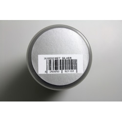 Lexanlack silber