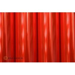Oracover transparent foureszierend Rot
