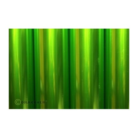 Oracover transparent Hellgrün