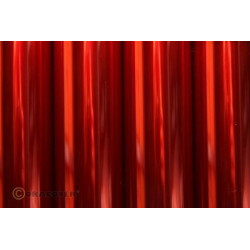 Oracover Light transparent Rot