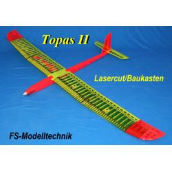 Topas - Elektrosegler Holzbausatz