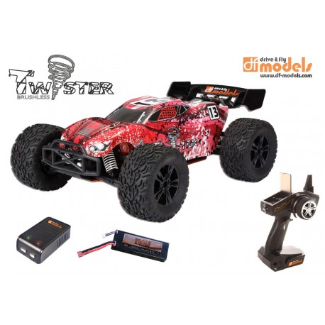 1:10XL TW-1 Brushless 4WD