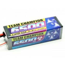 "Lipo Akku ""Team Champion"" 6500/11,1V/55C"