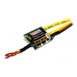 Spannungs u. Stromsensor Jeti MUI-30 EX