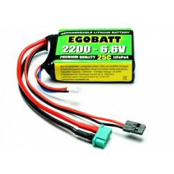 LiFe Akku Egobatt 2200-6,6V