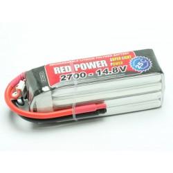 Red Power 4/2700 mAh