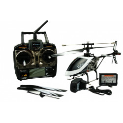 Buzzard 4-Kanal Single-Rotor Heli
