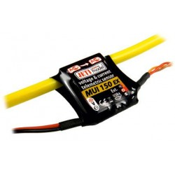 Spannungs u. Stromsensor Jeti MUI-150 EX