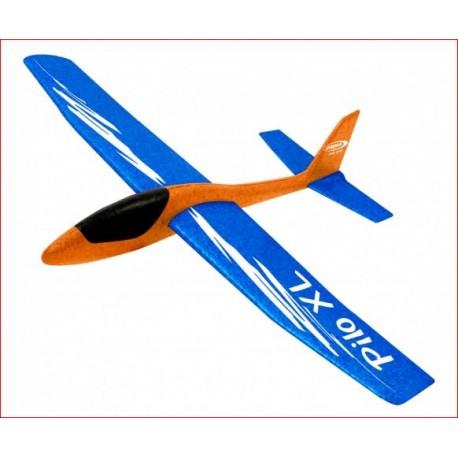 Pilo XL Schaumwurfgleiter /blau-orange