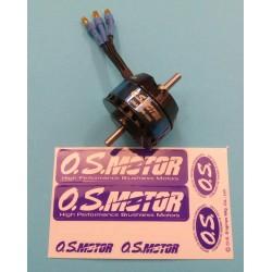 OS Brushlessmotor OMA-3805-1200