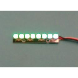 Magic-LED 8-Balken