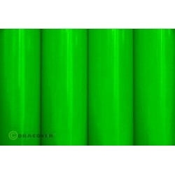 Oracover floureszierend Grün