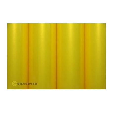 Oracover perlmutt gelb
