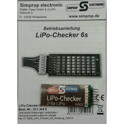 Lipo-Checker bis 6S