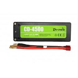 CD-4500/2S-45C LiPo